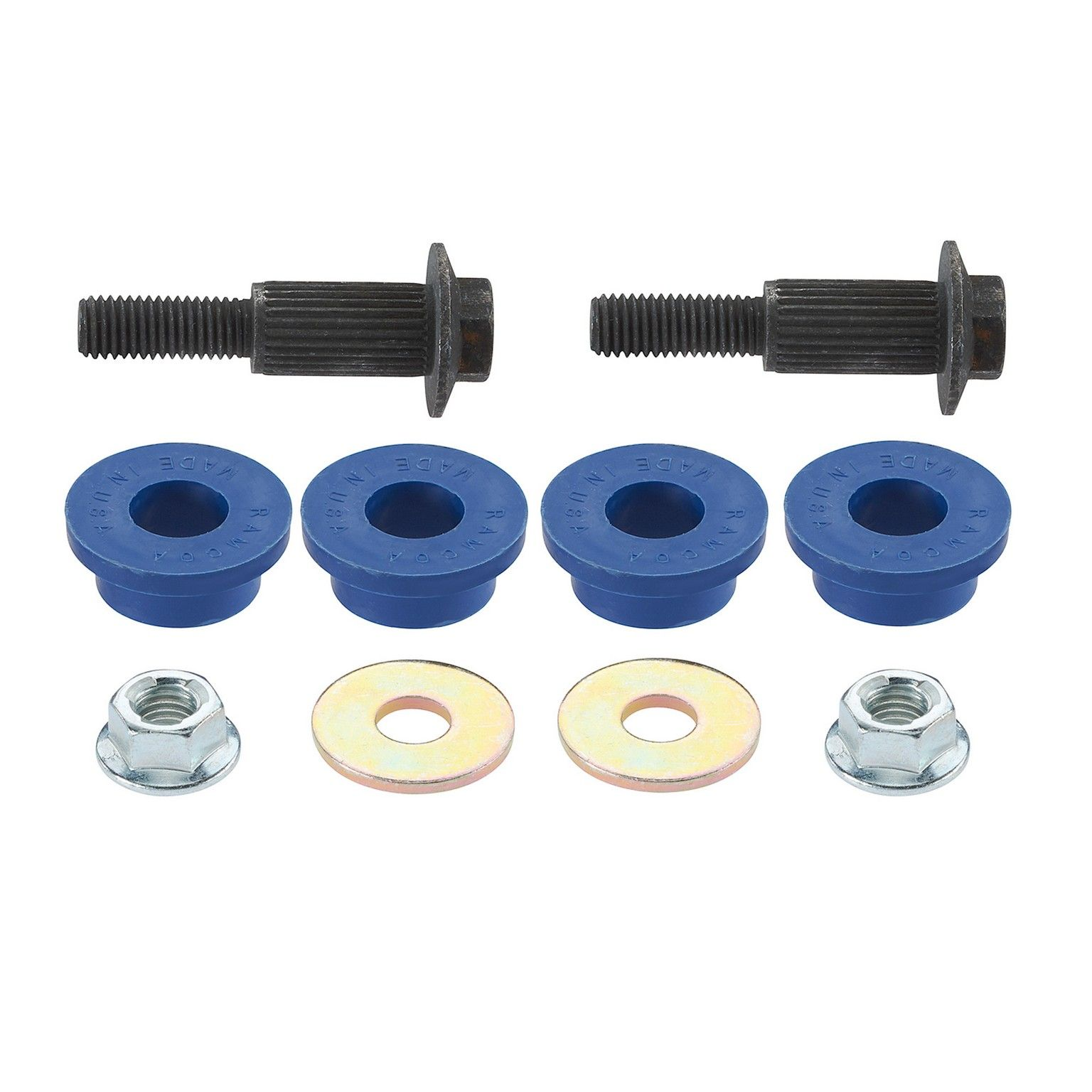 Ford F 250 Super Duty Suspension Stabilizer Bar Link Kit Replacement 2000 Sway Bushings 2004 Rear Moog K80086