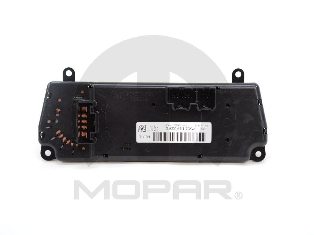 A//C and Heater Control Switch Mopar 5103690AA