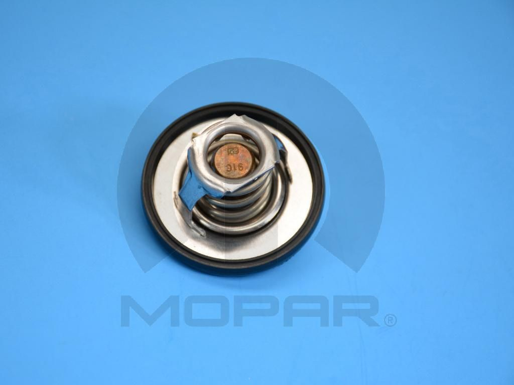 Jeep Liberty Engine Coolant Thermostat Replacement Gates Mopar 2005 Limited Diagram 2002 6 Cyl 37l 68174083aa