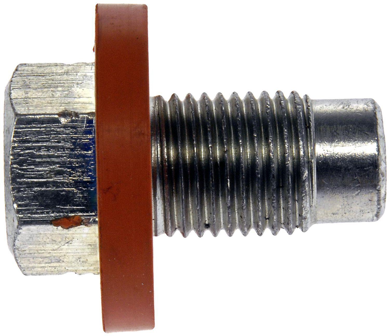 Jeep Wrangler Engine Oil Drain Plug Replacement Dorman Mopar 1991 N A 4 Cyl 25l Motormite 65267 1 2 In X 20 Thread Package Quantity Autograde Tite