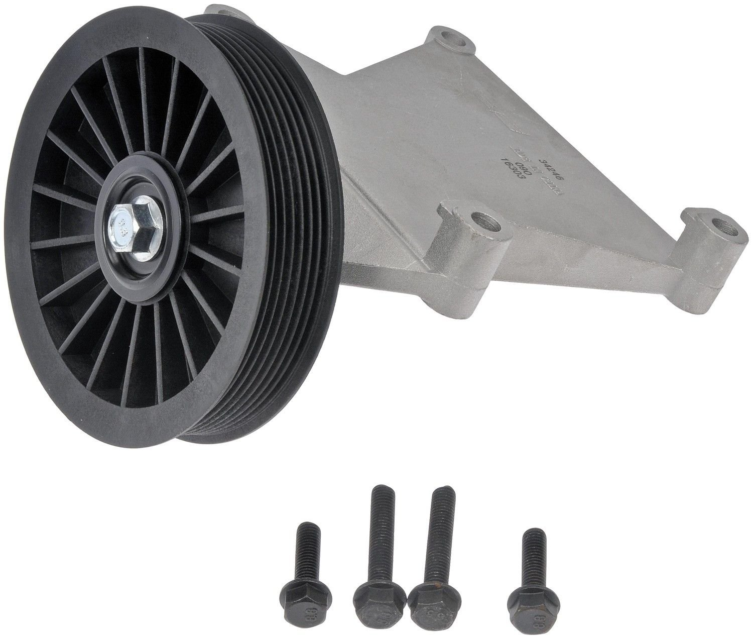 A/C Compressor Bypass Pulley Replacement (Motormite) » Go