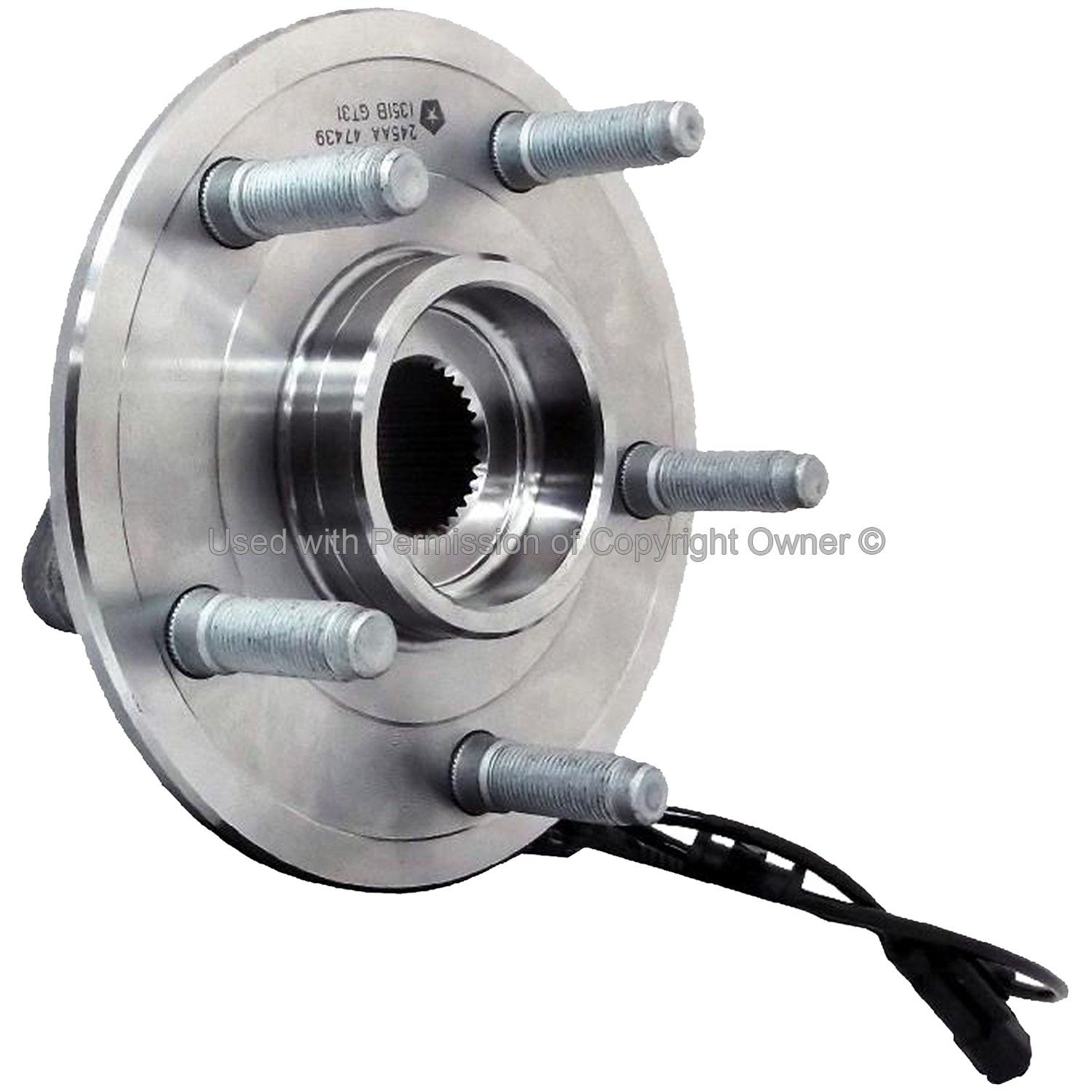 Dodge Ram 1500 Wheel Bearing and Hub Assembly Replacement (Centric