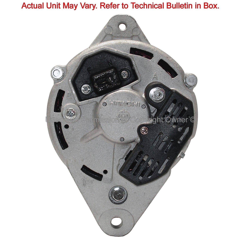 14105 Hitachi Alternator Wiring Amp - Free Vehicle Wiring Diagrams •