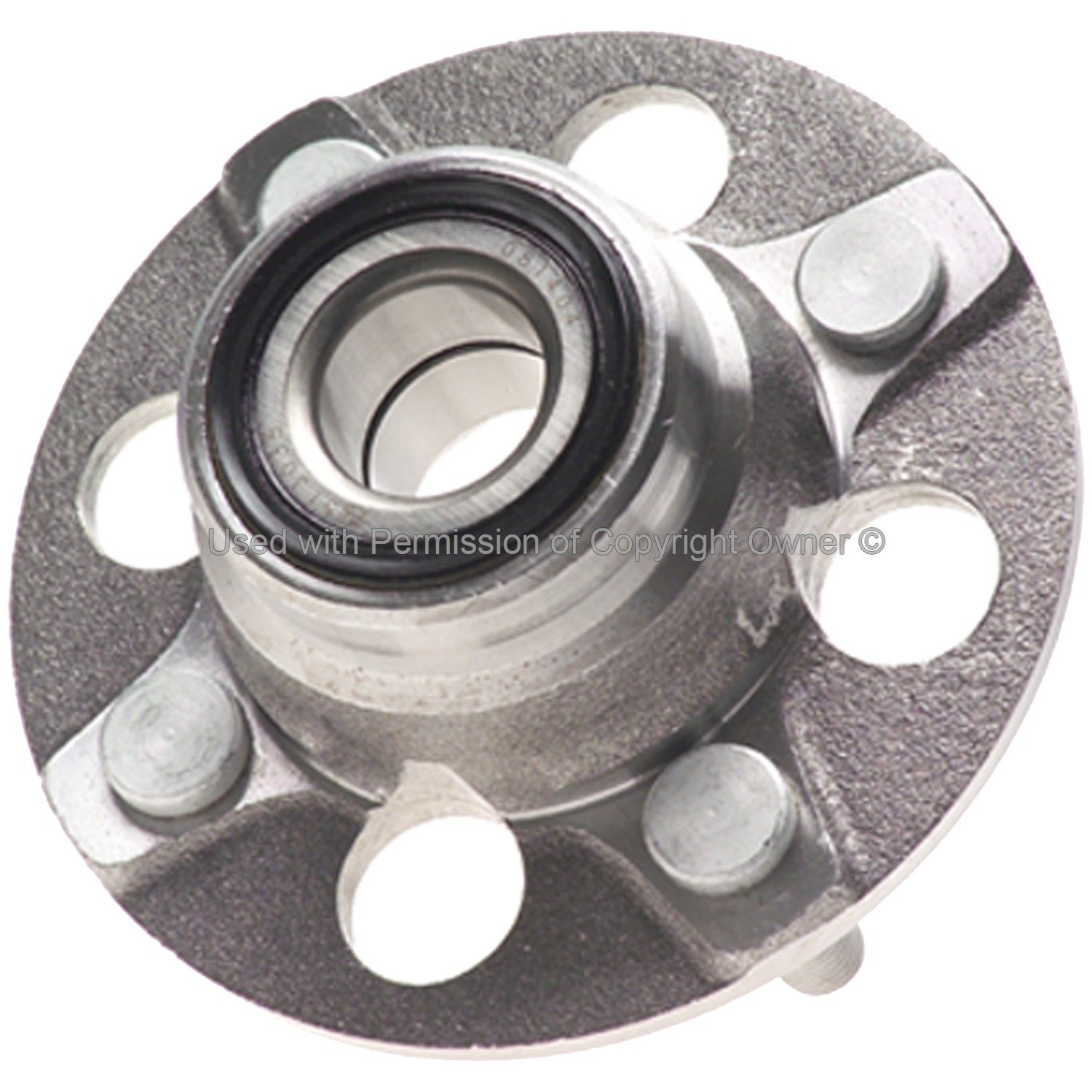 1997 Acura EL Wheel Bearing and Hub Assembly - Rear (MPA WH513035) Wheel Hub  Assembly Axle Nut Torque Spec: N/R ..