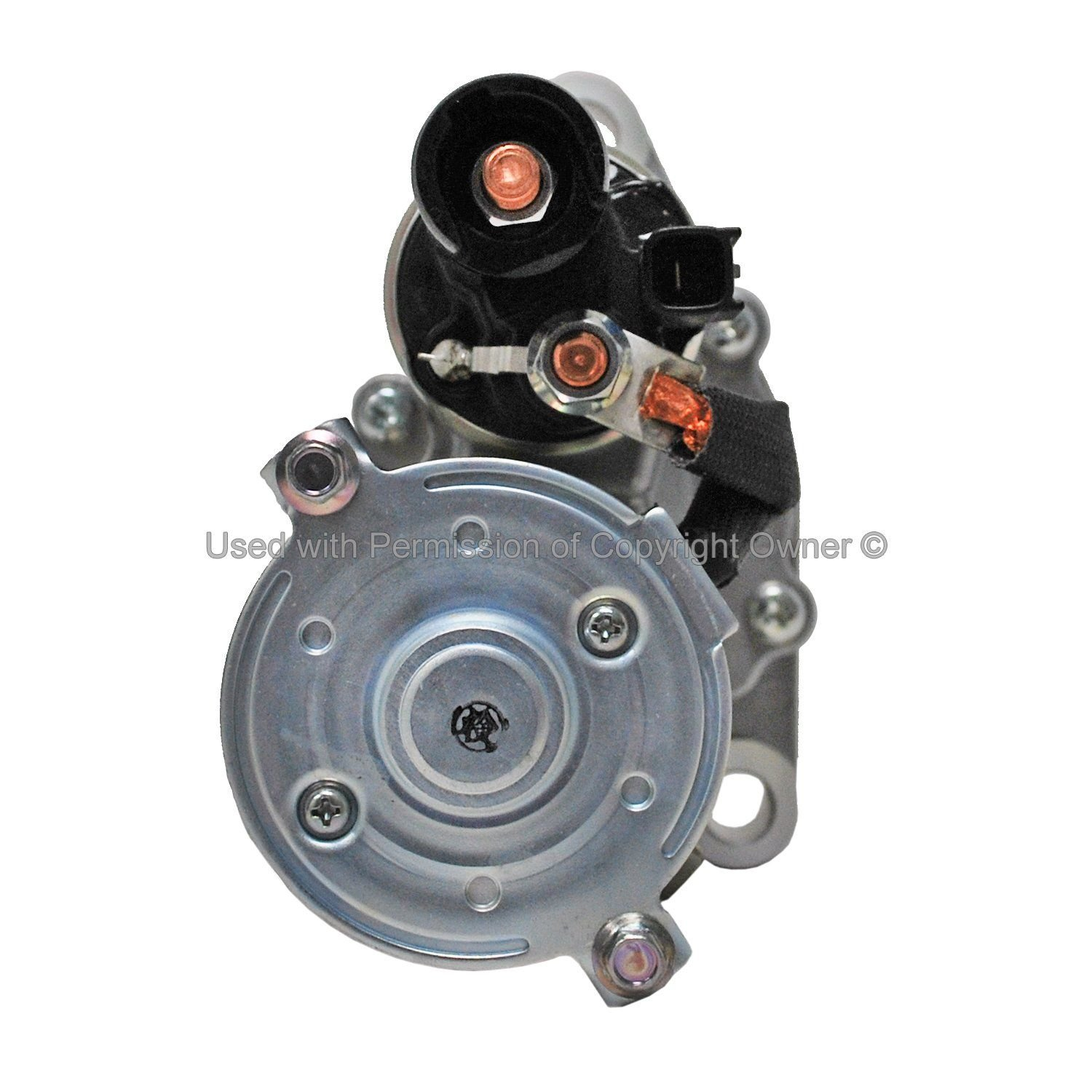 Honda Accord Starter Motor Replacement Bbb Industries Bosch Denso 2008 6 Cyl 35l Mpa 19016