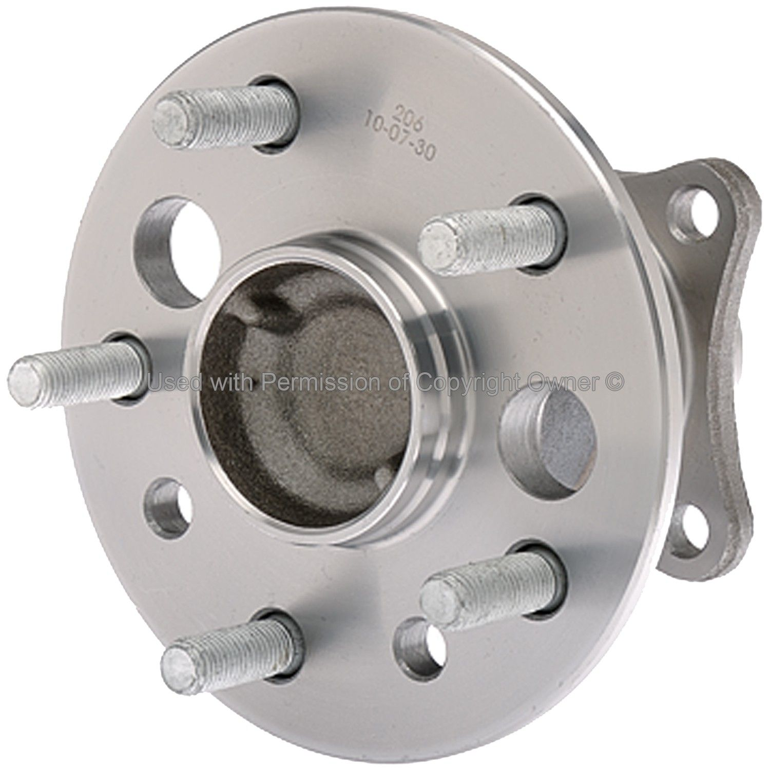 Toyota Highlander Wheel Bearing and Hub Assembly Replacement