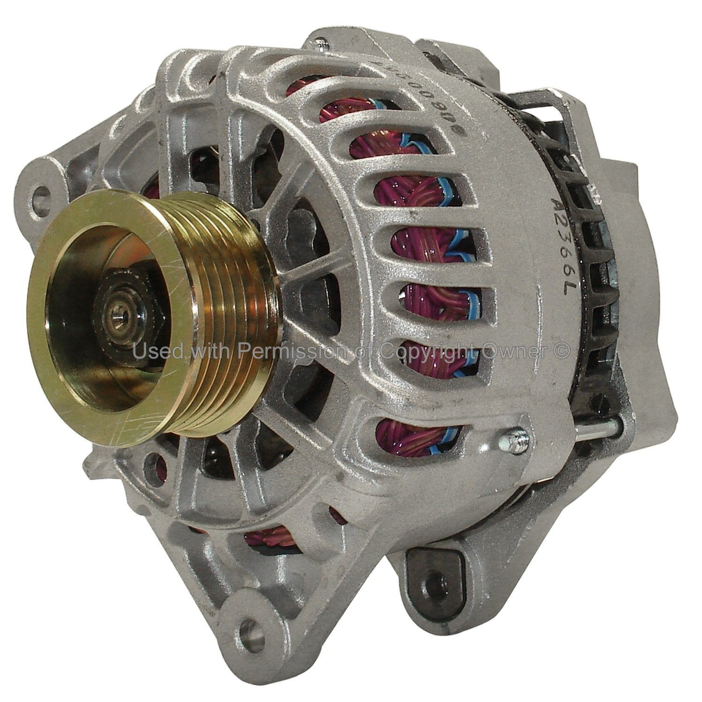 New Alternator 15639N MPA