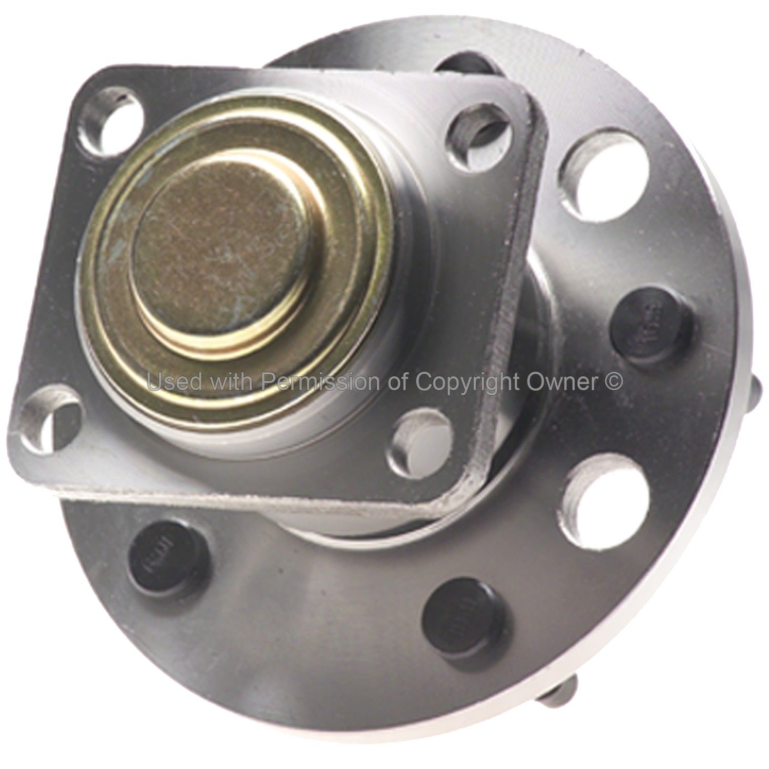 Buick Lacrosse Wheel Bearing And Hub Assembly Replacement Acdelco 2005 Starter Location Rear Mpa Wh513018 Axle Nut Torque Spec N R