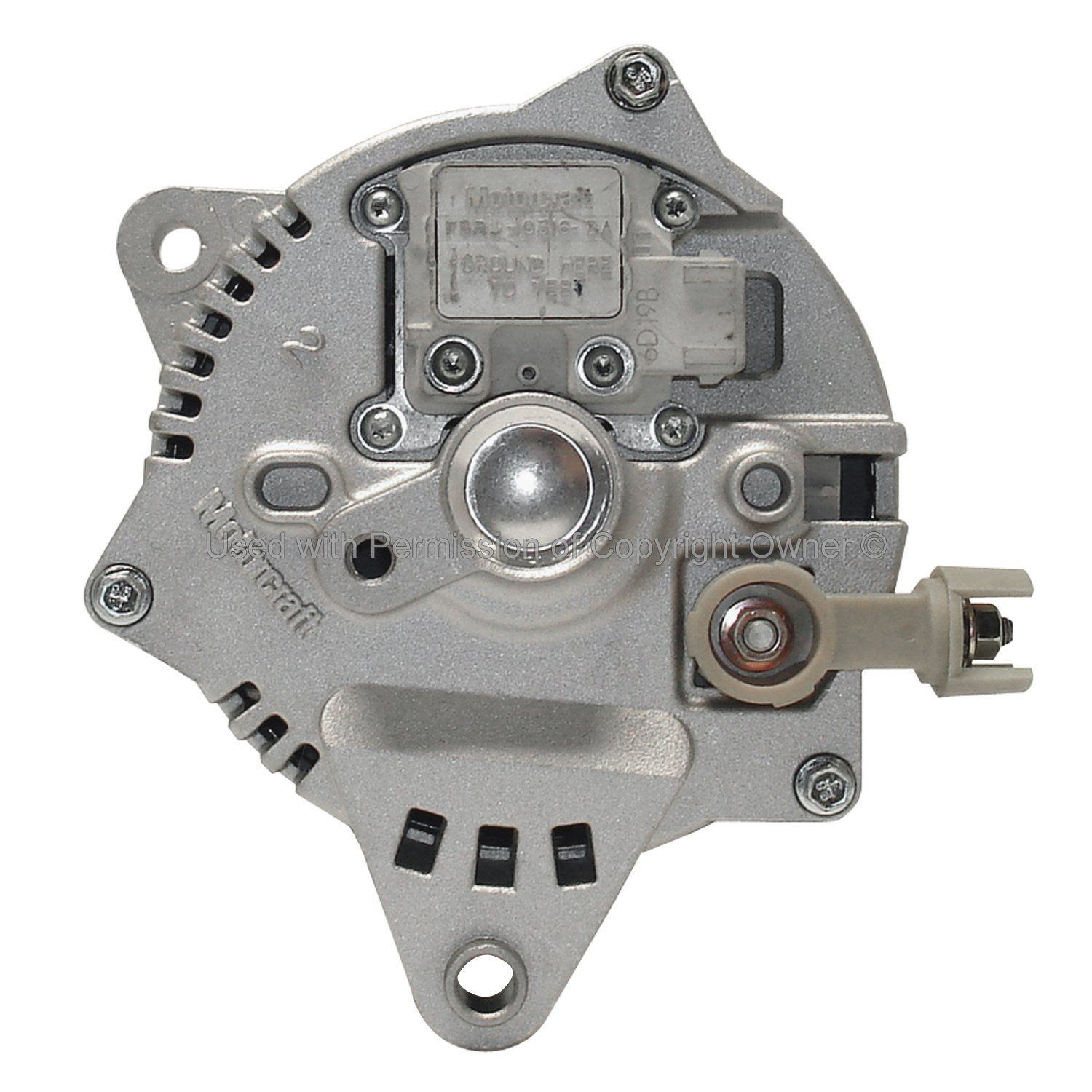 Ford Contour Alternator Replacement Bosch Denso Mpa Remy Go Parts Wiring Diagram 1995 4 Cyl 20l 7789602