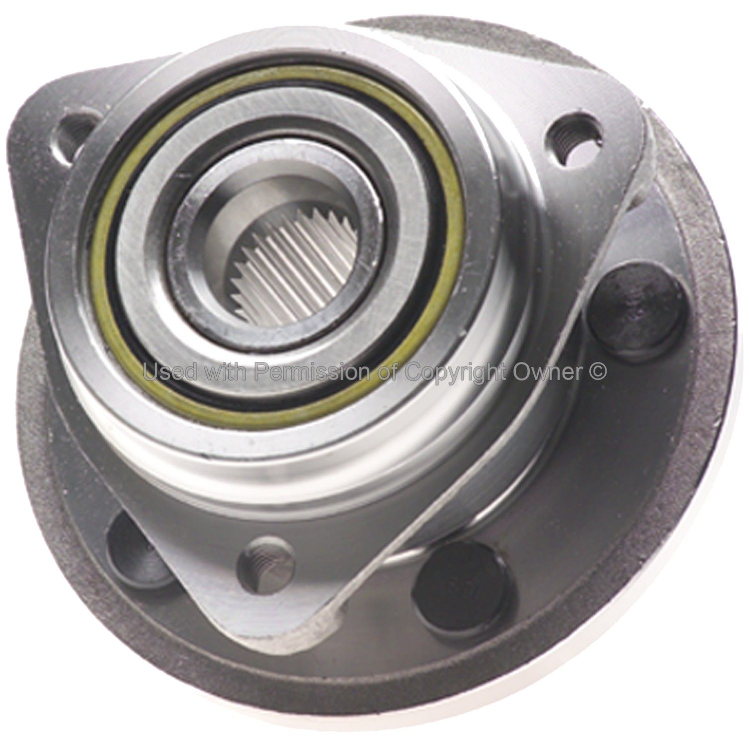 Jeep TJ Wheel Bearing and Hub Assembly Replacement (First