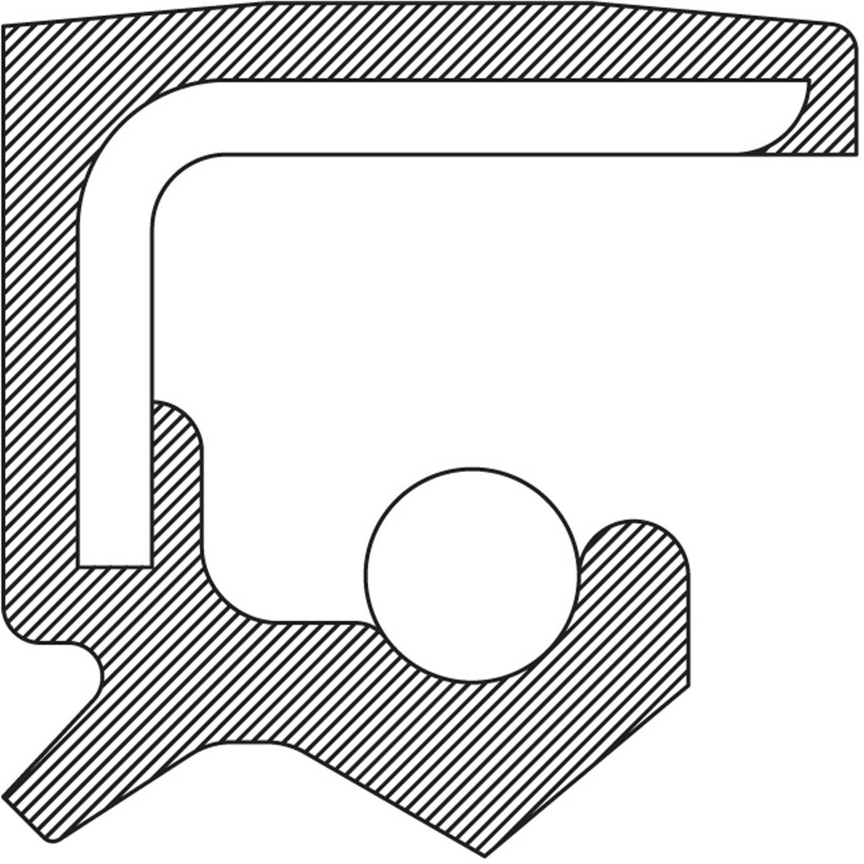 Dodge Ram 3500 Transfer Case Input Shaft Seal Replacement
