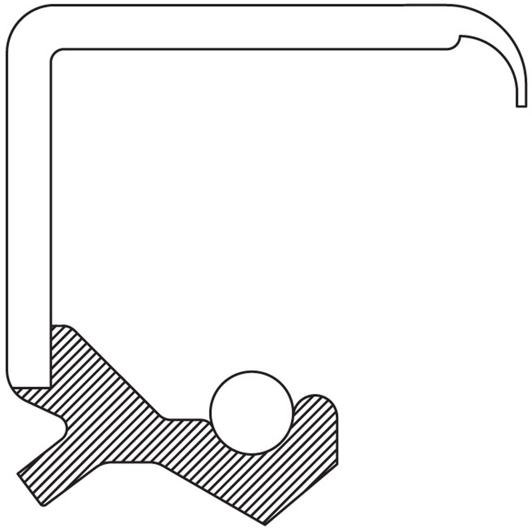 2004 f150 transfer case seal