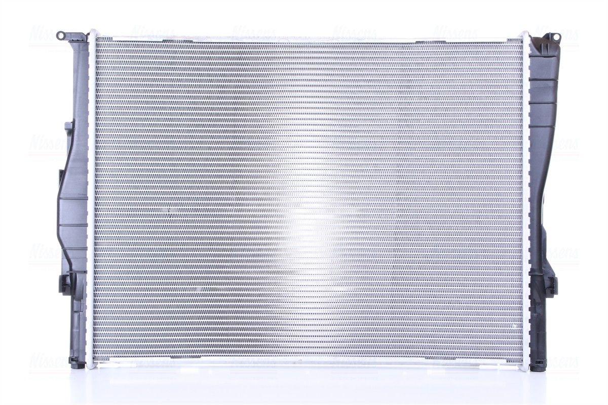 2007 bmw 328i radiator
