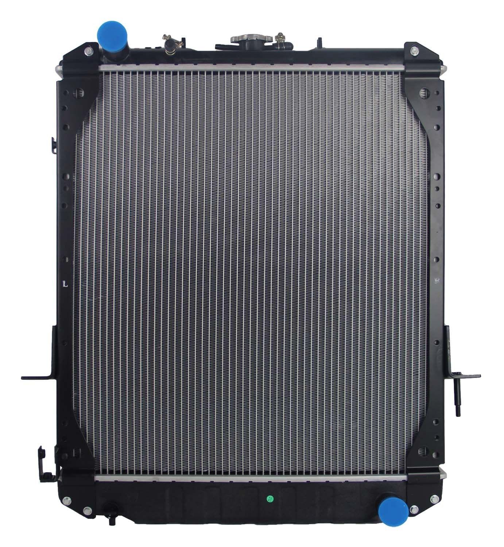 Isuzu NPR Radiator Replacement (APDI, CSF Radiator, One Stop