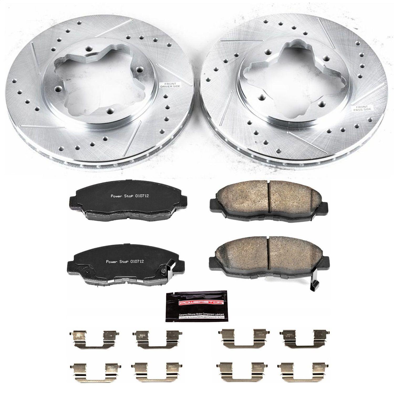 StopTech 104.15431 Front Brake Pad PosiQuiet 15-16 Hyundai Elantra GT Premium Semi-Ceramic