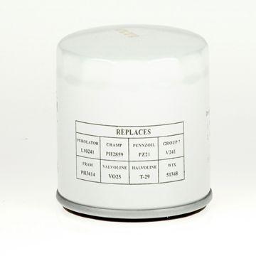 Isuzu NPR Engine Oil Filter Replacement (Hastings, Premium Guard
