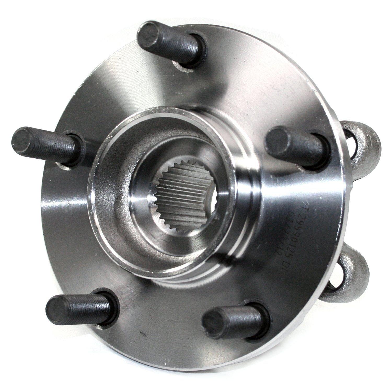 Infiniti fx35 wheel bearing and hub assembly replacement beck 2003 infiniti fx35 wheel bearing and hub assembly front pronto 295 90125 vanachro Choice Image