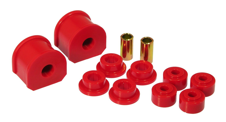 Prothane 6-1106 Red 1-1//8 Sway Bar Bushing Kit