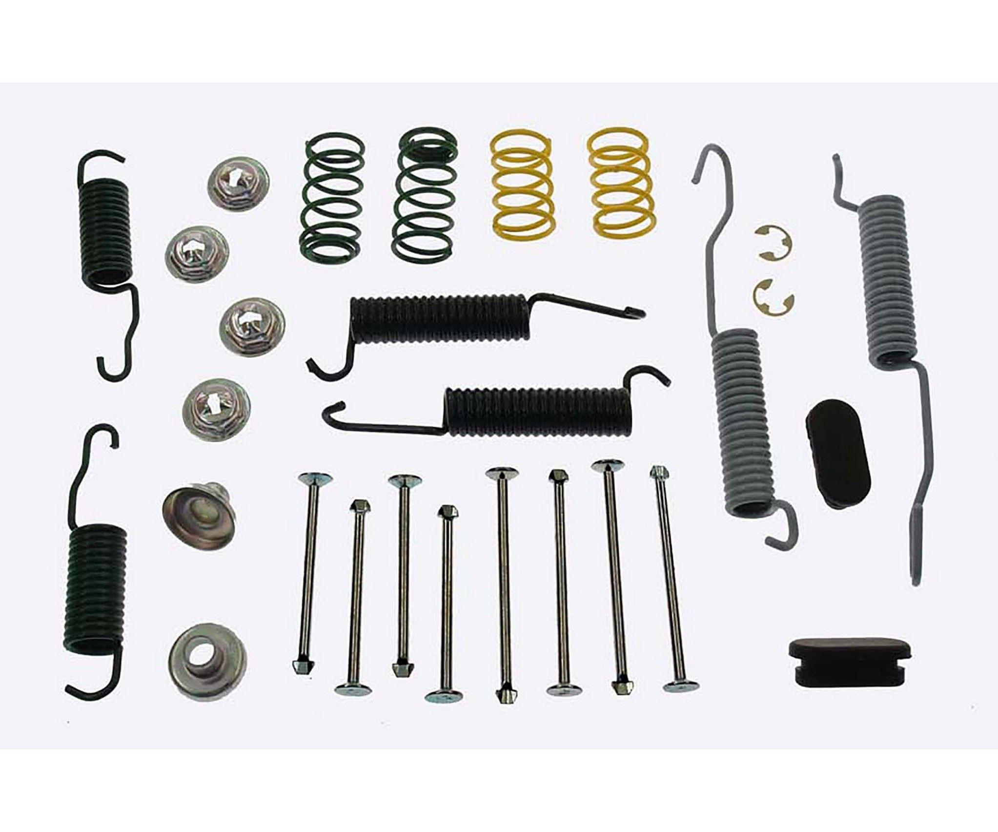 Drum Brake Hardware Kit-SS Rear Carlson H7018