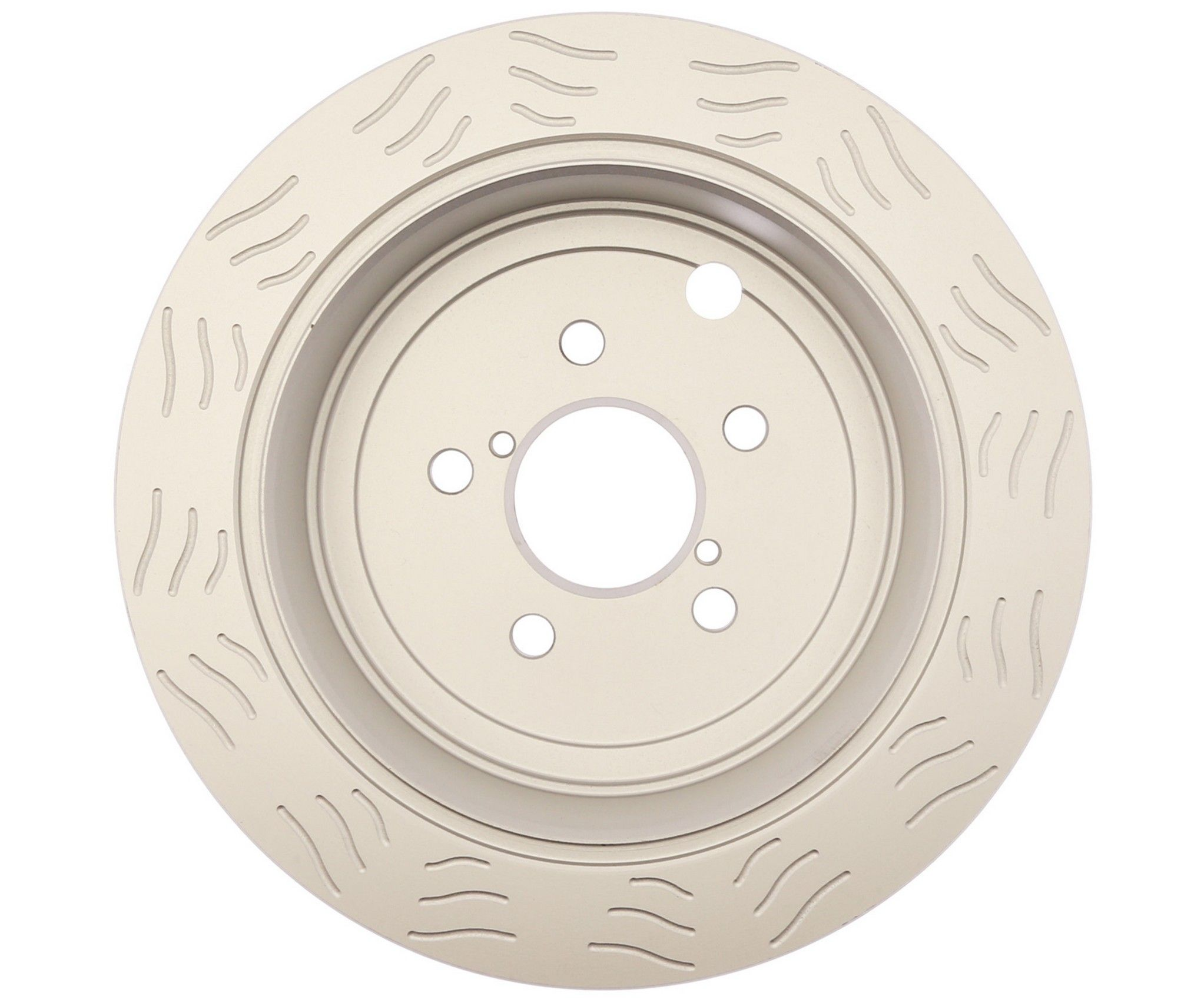 StopTech 227.47011R Select Sport Drilled and Slotted Brake Rotor; Rear Right