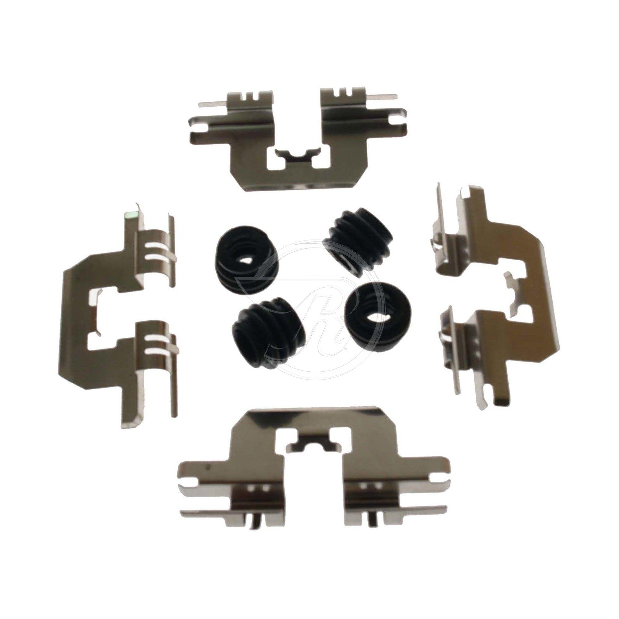 BECKARNLEY 084-2133 Disc Brake Hardware Kit