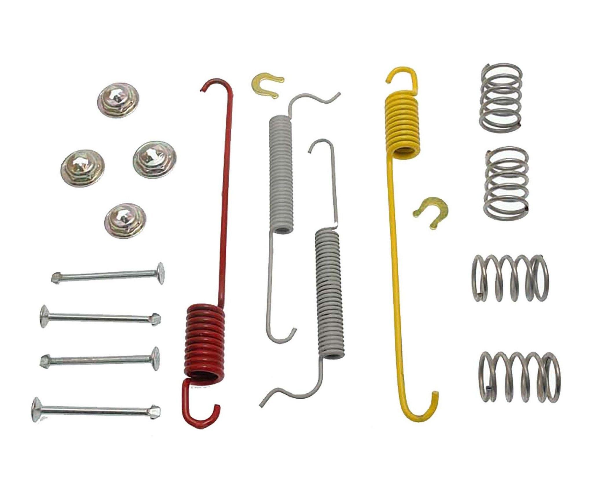 Drum Brake Hardware Kit-Brake Hardware Kit Drum Rear Dorman HW7246
