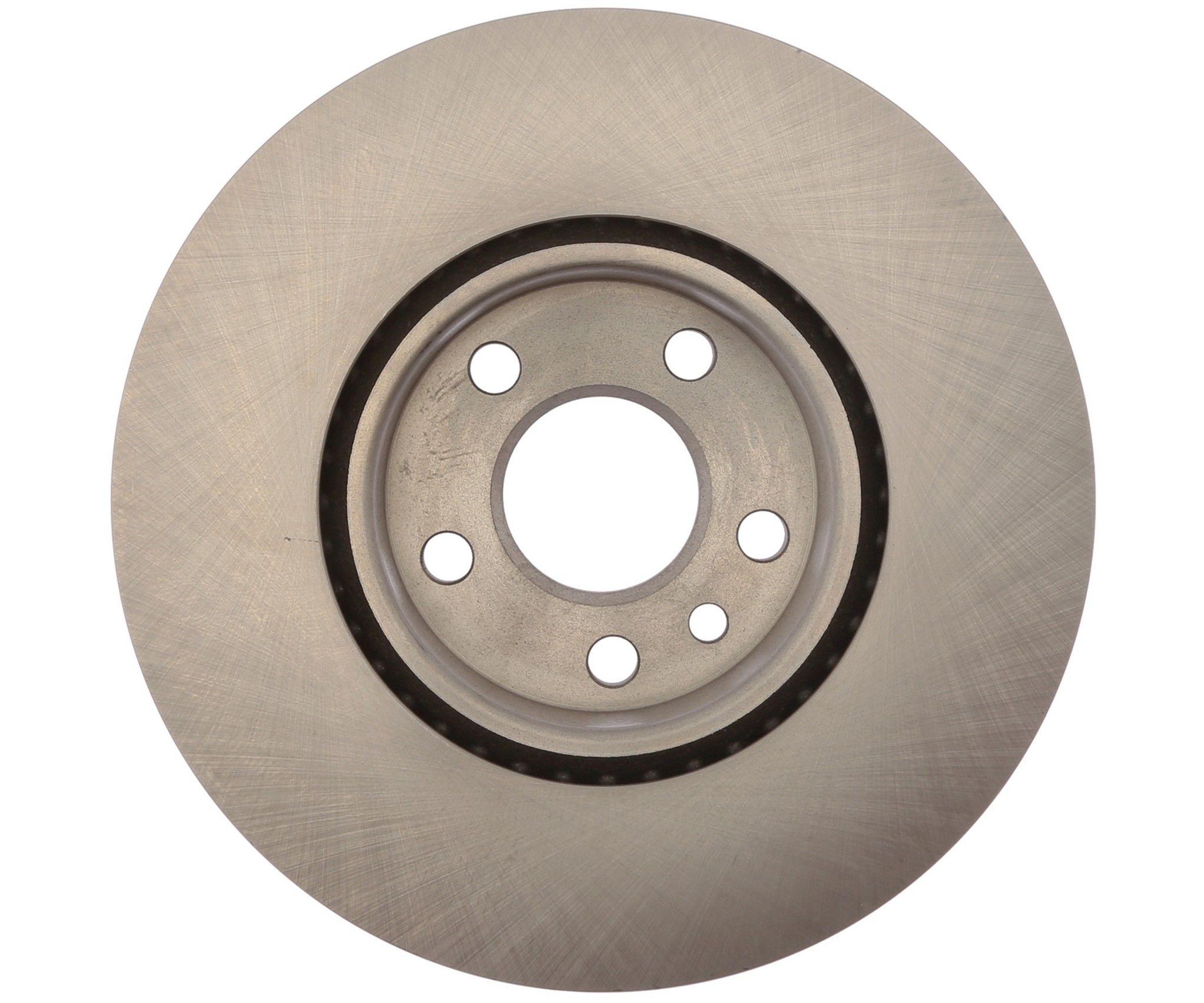 Set of 2 Brembo 08.7765.11 Rear UV Coated Brake Disc