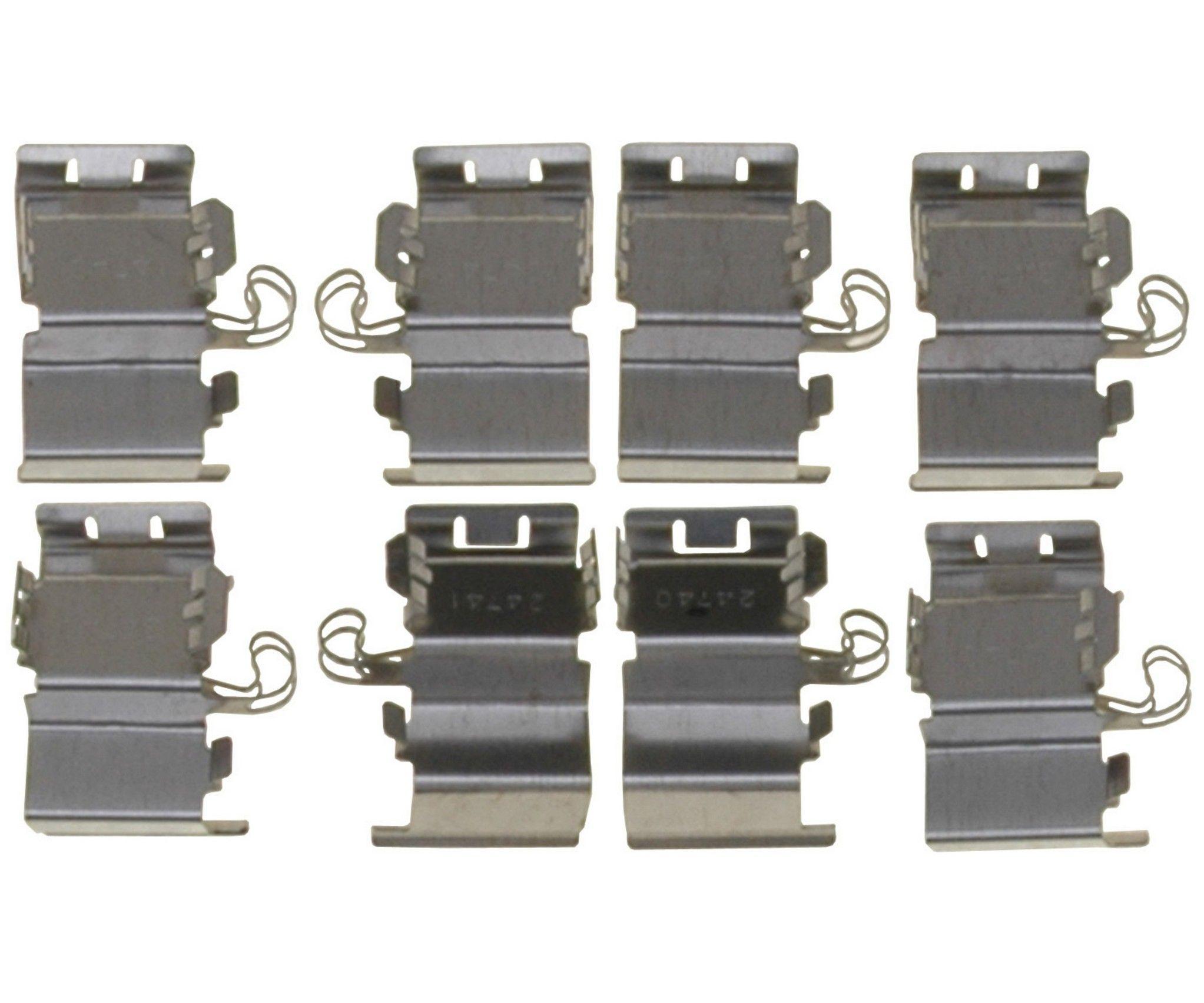 Centric Parts 117.58001 Brake Disc Hardware