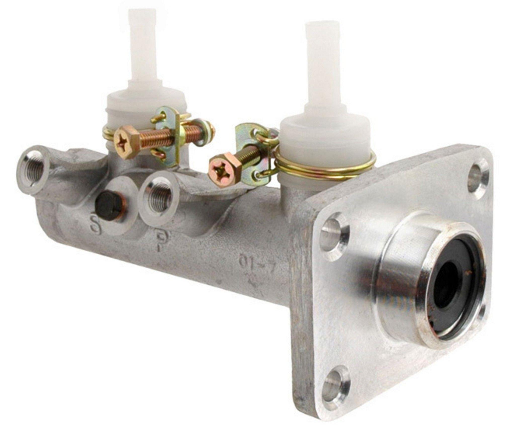 Isuzu NPR Brake Master Cylinder Replacement (Cardone