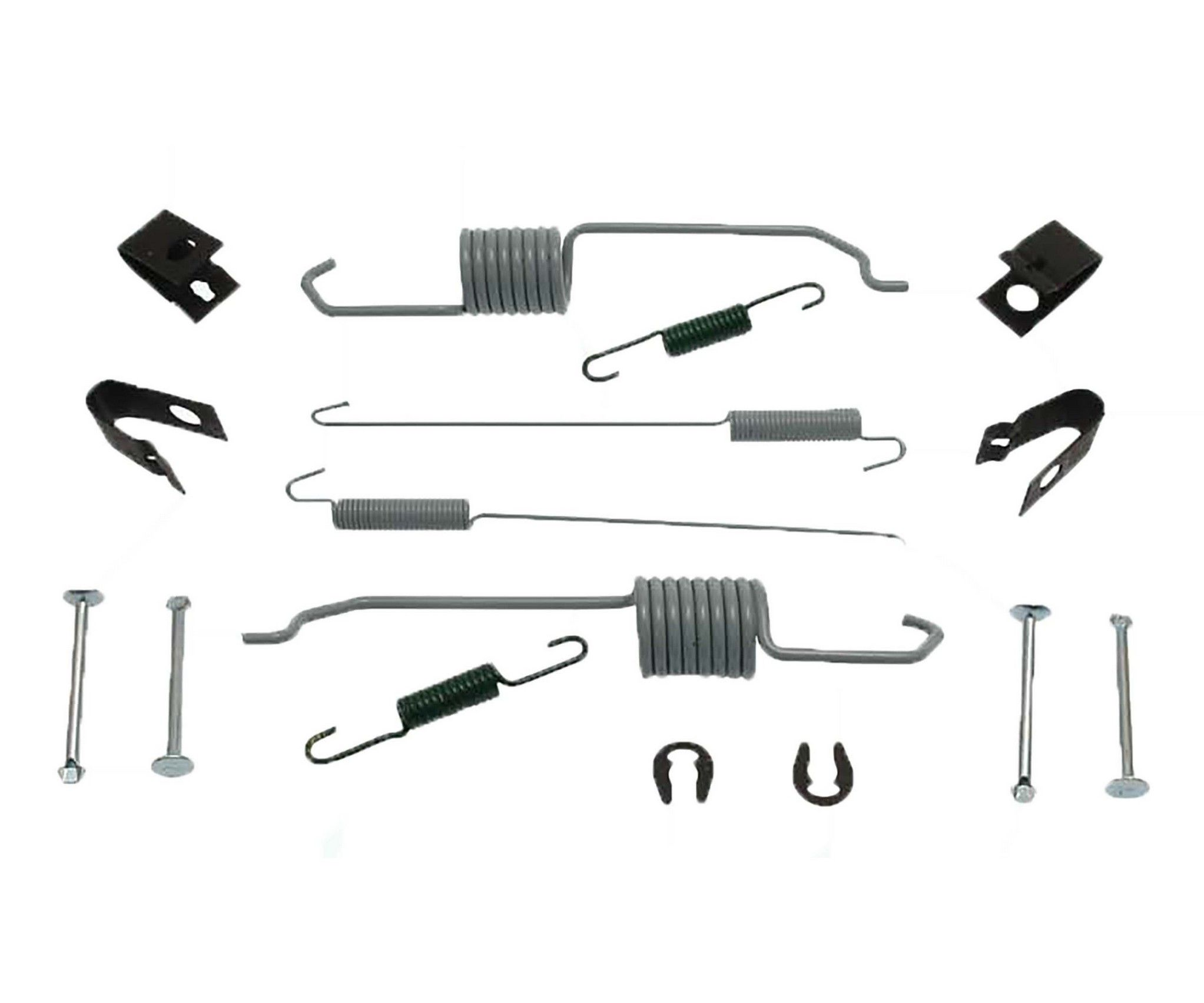 Centric Brake Hardware Kit Rear New for Ford Escape Mazda Tribute 118.65018