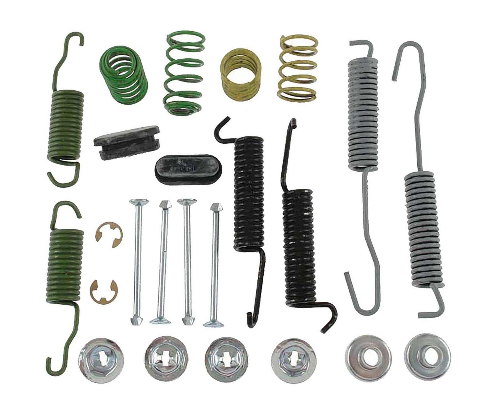 Centric Parts 118.62014 Brake Drum Hardware Kit