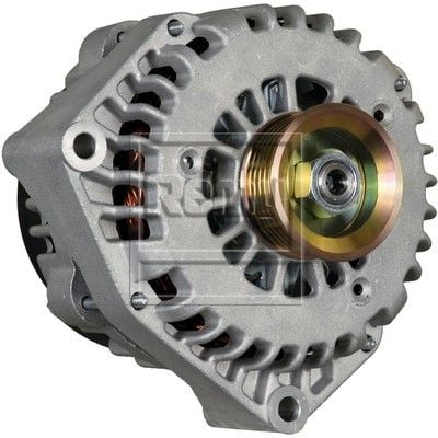 2003 Chevrolet Tahoe Alternator N A 8 Cyl 5 3l Remy 22054 With 144mm 11 16 Diameter Alt Case 145 Amps