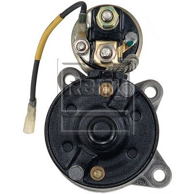 Ford F 150 Starter Motor Replacement Bosch Denso Mpa Motorcraft 2007 Solenoid 1997 8 Cyl 46l Remy 28662 With Post Style S Terminal On