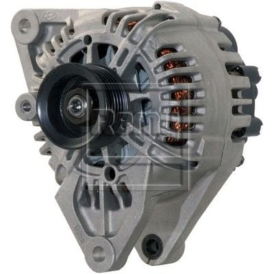 2004 Kia Sedona Alternator N A 6 Cyl 3 5l Remy 12575 120 Amps