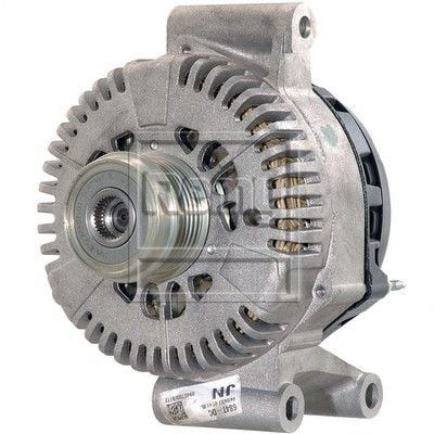 2007 Ford Focus Alternator - N/A 4 Cyl 2.0L (Remy 23818) with PZEV Engine;  Difficult Installation, Refer To Repair Manual Procedures; 120 Amps ..