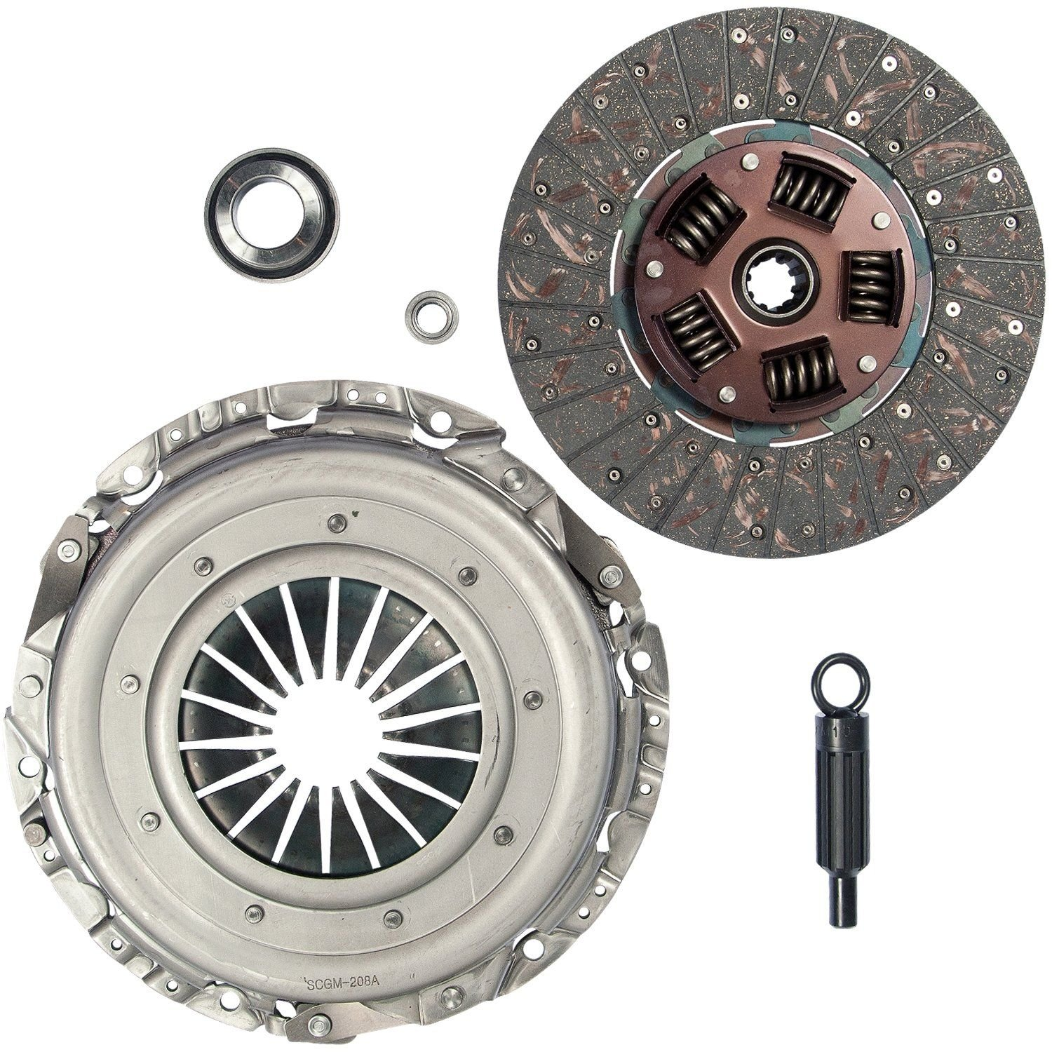 GMC P3500 Clutch Kit Replacement (Exedy, LuK, Rhino Pac
