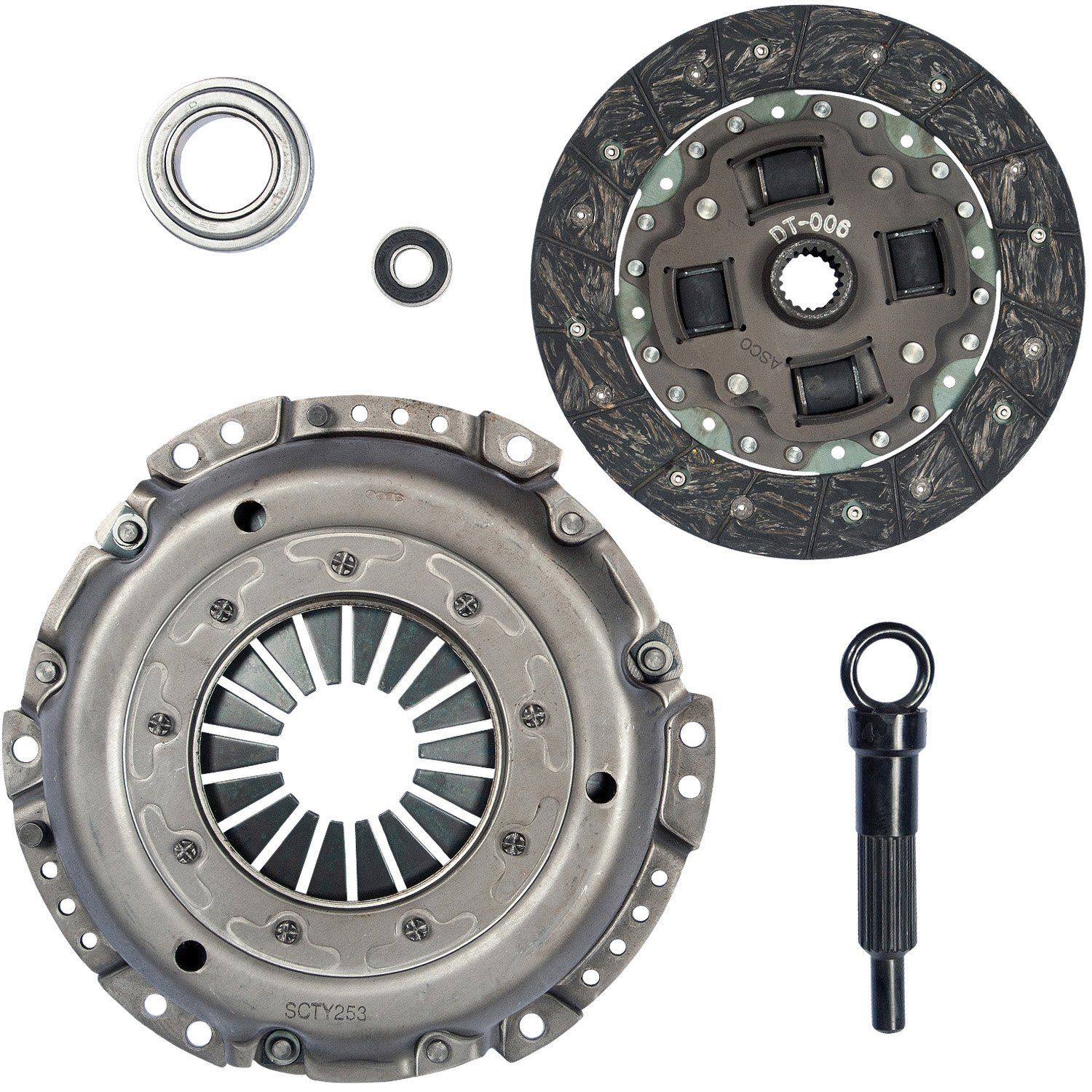 Toyota Starlet Clutch Kit Replacement (Exedy, Rhino Pac) » Go-Parts