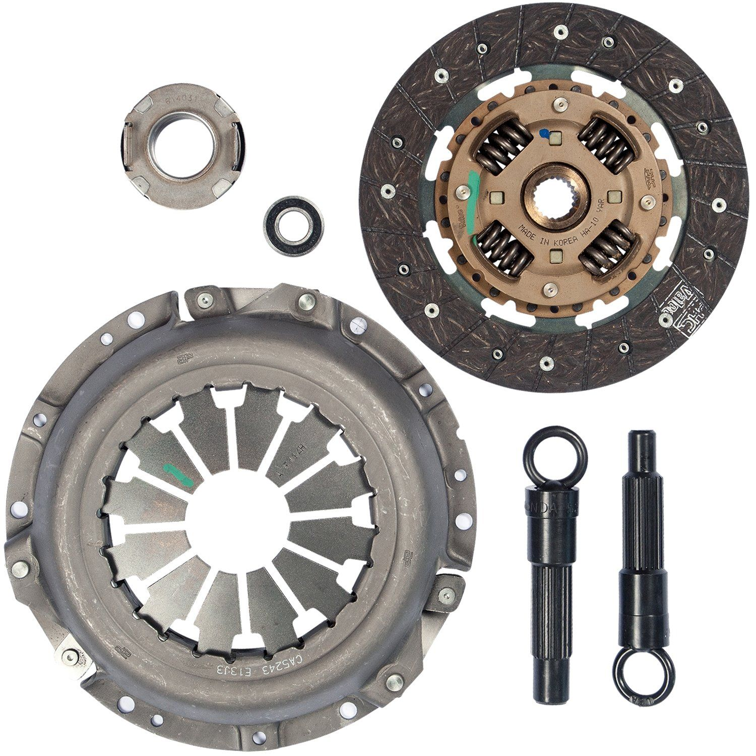 Honda Accord Clutch Kit Replacement Beck Arnley Exedy Genuine Flywheel 1983 4 Cyl 18l Rhino Pac 08 006 Created From Row Number 32565 Spec 0033