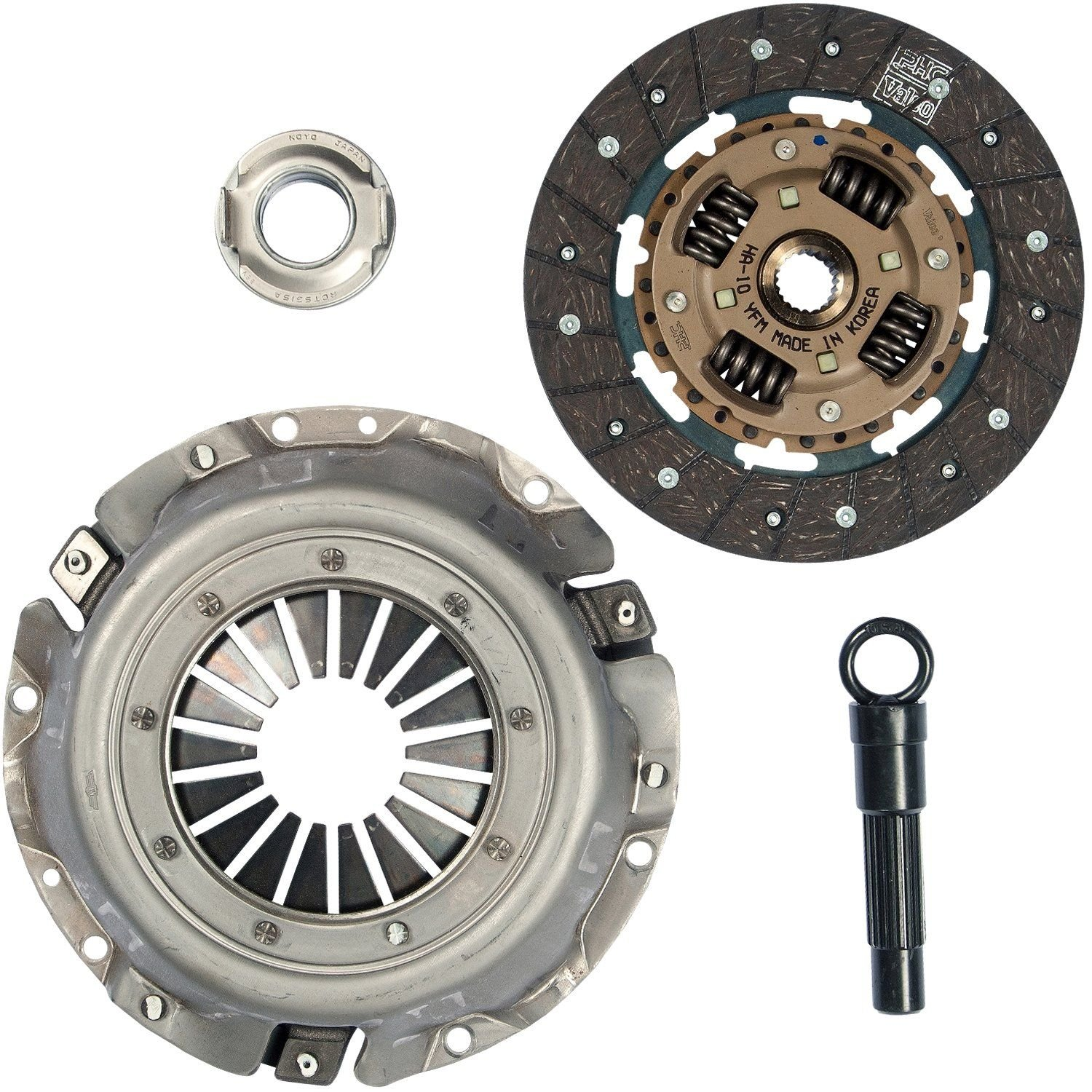 Honda Accord Clutch Kit Replacement Beck Arnley Exedy Genuine Flywheel 1982 4 Cyl 18l Rhino Pac 08 007 Created From Row Number 32566 Spec 003