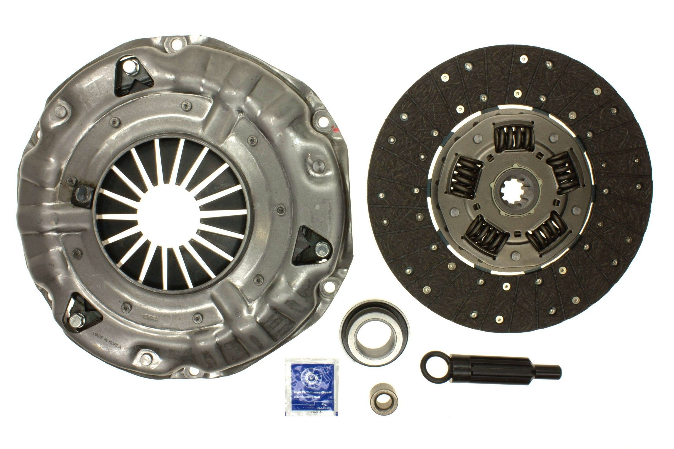 Chevrolet s10 clutch kit replacement exedy luk rhino pac sachs 1991 chevrolet s10 clutch kit na 6 cyl 43l sachs k1877 09 standard od 11 id 1 18 teeth 10t publicscrutiny Gallery
