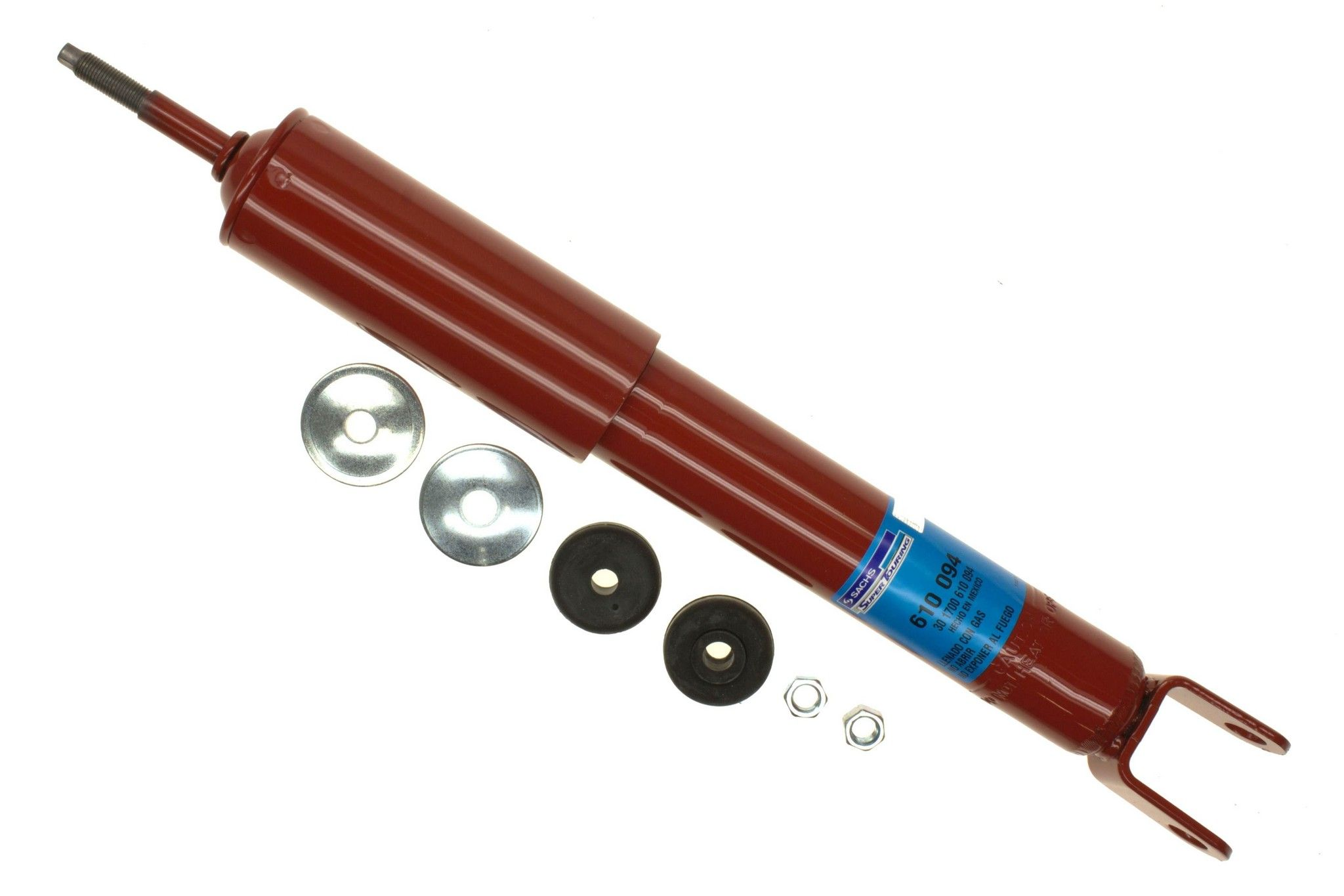 2000 gmc yukon shock absorber front sachs 610 094 with zq1 smooth ride suspension value line