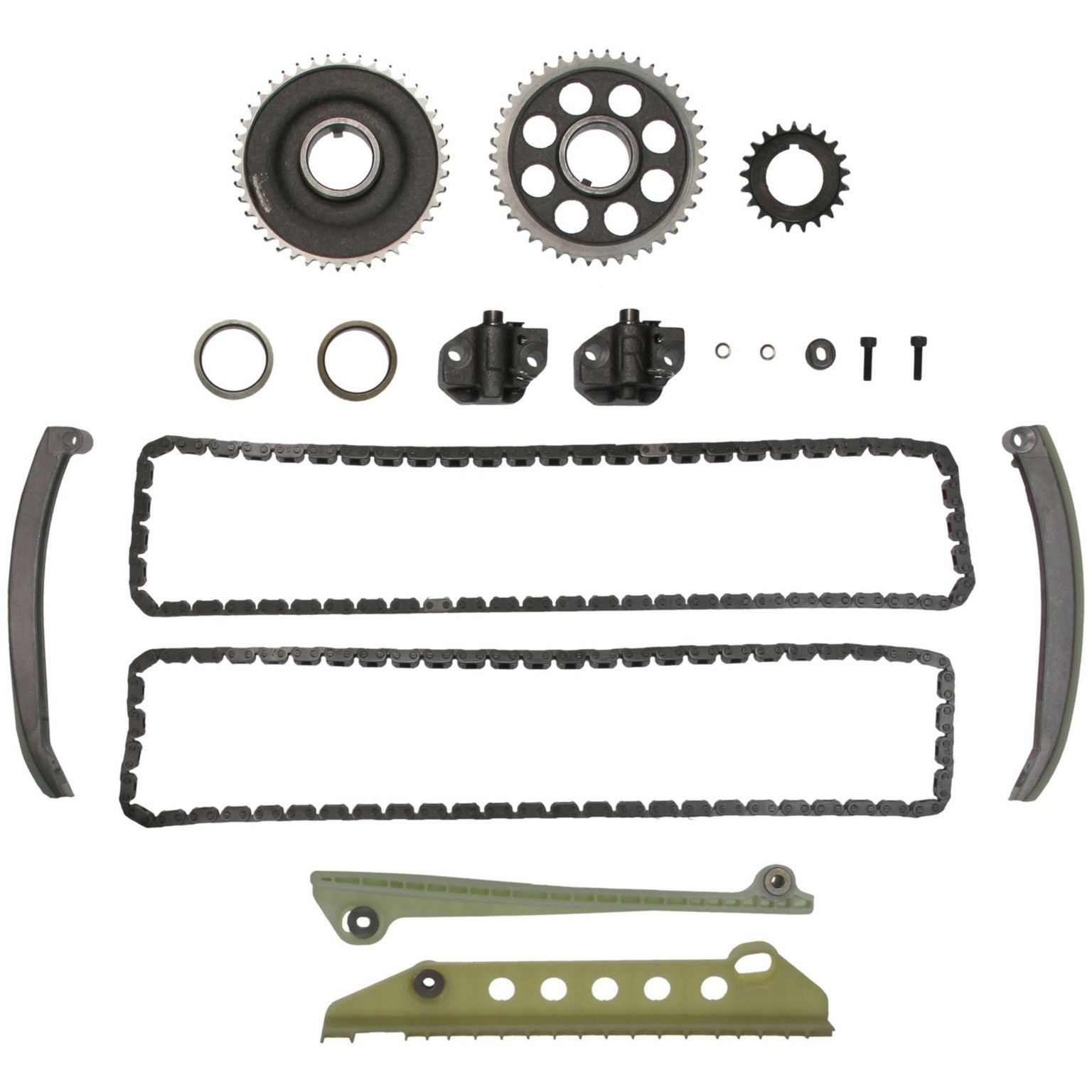 Ford Mustang Engine Timing Set Replacement Cloyes Dj Rock Seal Belt 2001 8 Cyl 46l Sealed Power Kt 4004s Type Complete Includes Sprockets Chains Tensioners Arms Guides