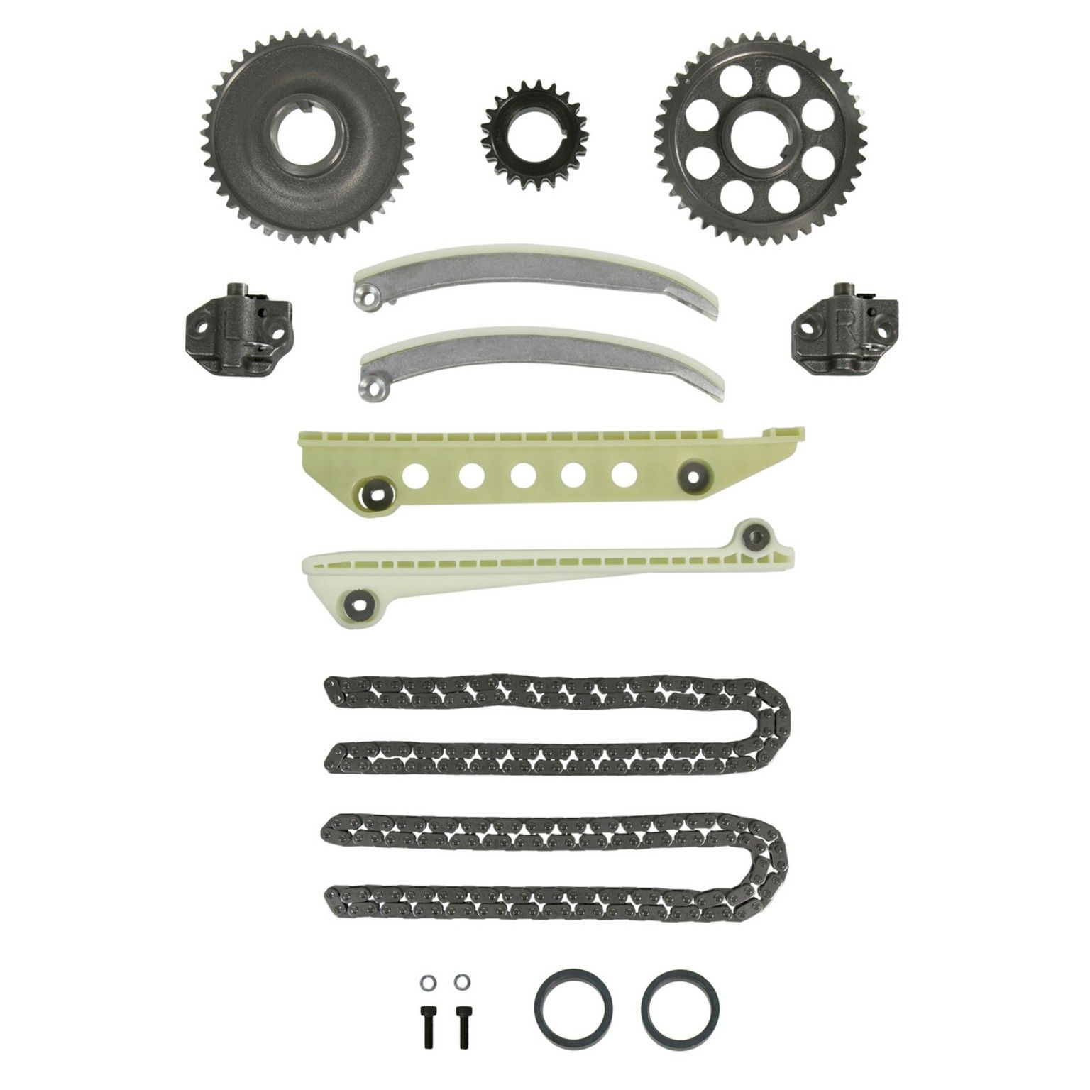 Ford Mustang Engine Timing Set Replacement Cloyes Dj Rock Seal Belt 1999 8 Cyl 46l Sealed Power Kt 4050s Type Complete Includes Sprockets Chains Tensioners Arms
