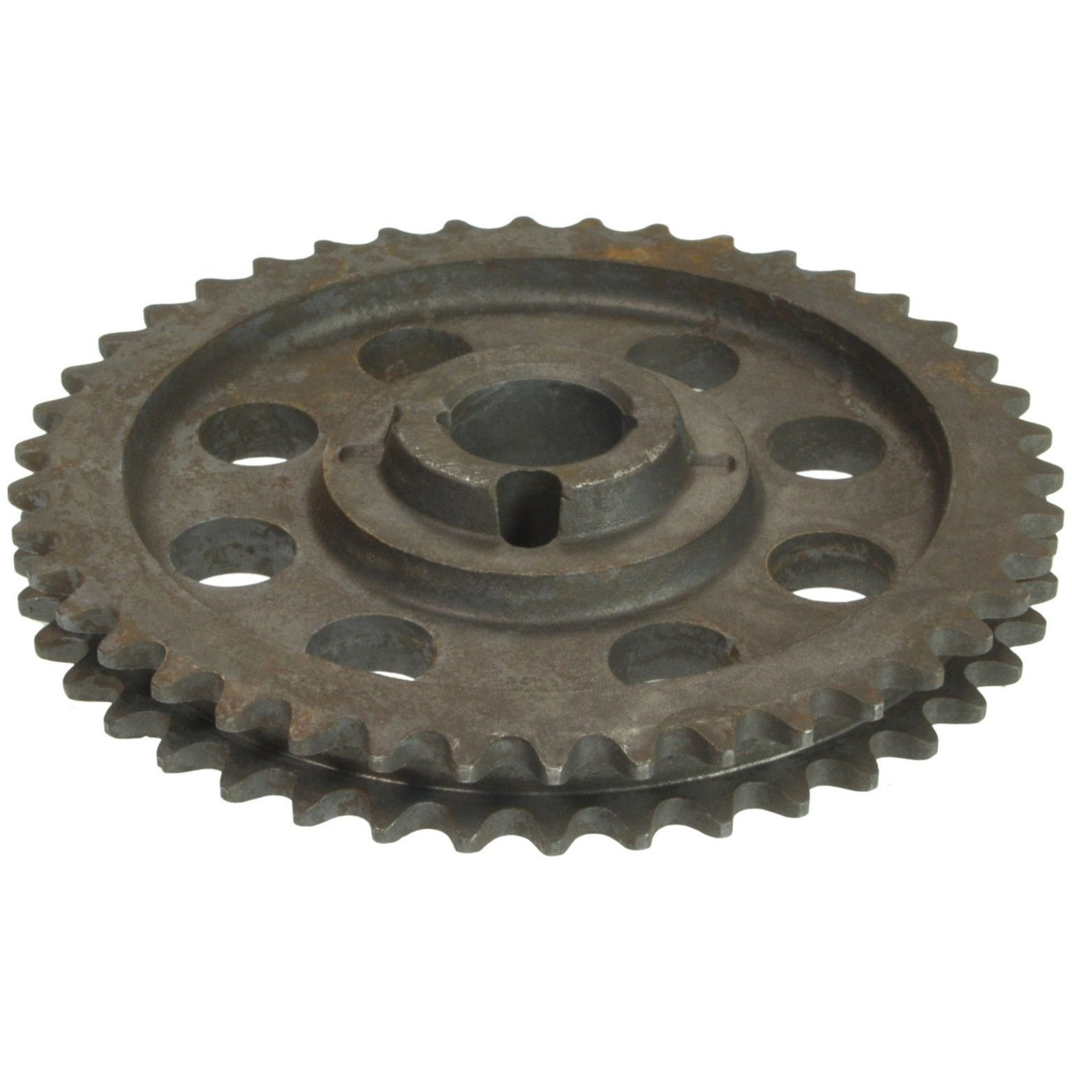 Ford F 150 Engine Timing Camshaft Sprocket Replacement Cloyes 1986 8 Cyl 58l Sealed Power 223 612 W Rlr Type Chain Double Row 900 Thick Cam Hub 42 Teeth