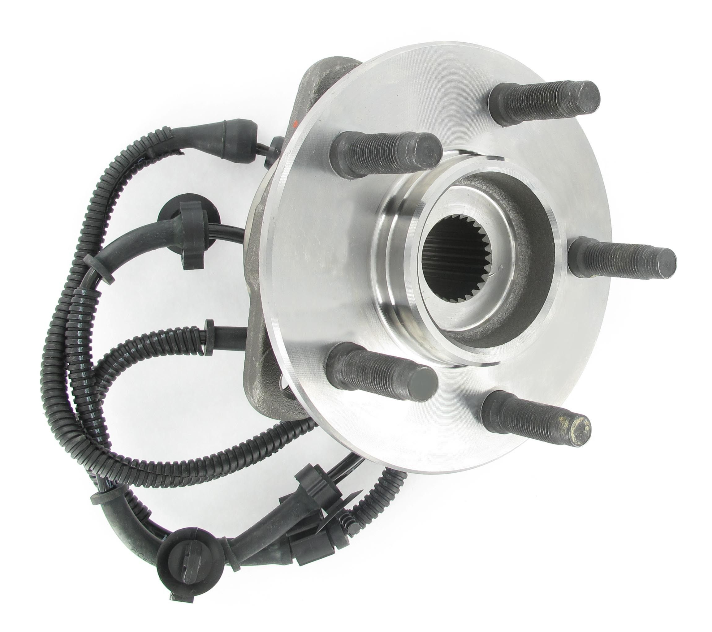 Ford Ranger Wheel Bearing and Hub Assembly Replacement (Beck