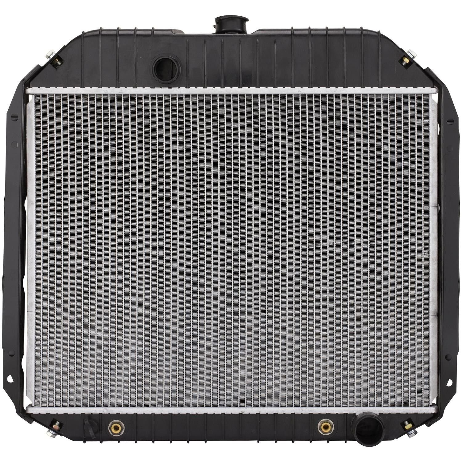 Ford F  Cyl  L Spectra Cu W O A C With Toc Transmission Oil Cooler With  In X  In X  In