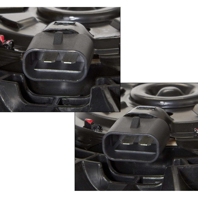 Toyota Tacoma 2015-2018 Service Manual: Air Mix Damper Position Sensor Circuit (Driver Side) (B143636)