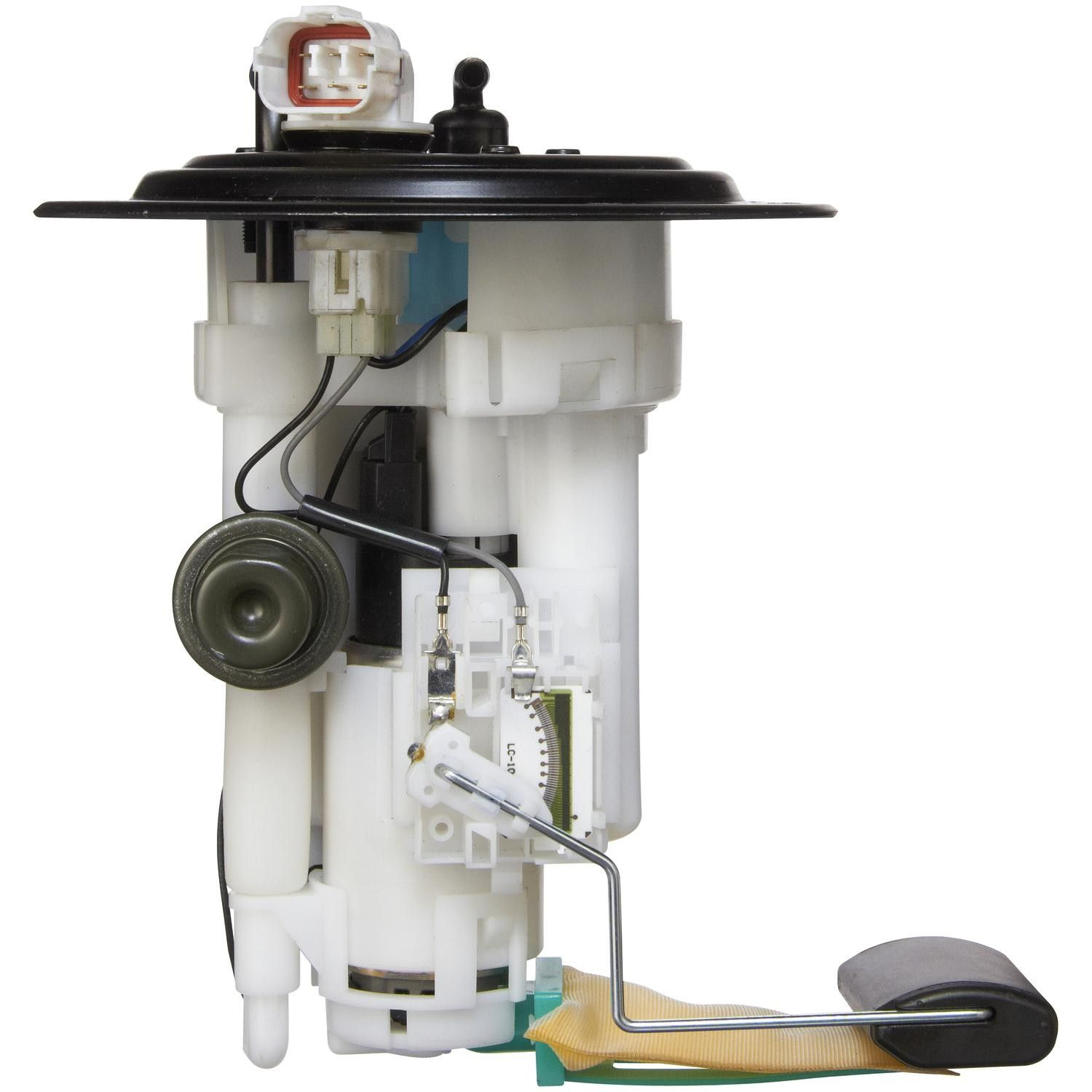 Hyundai Accent Fuel Pump Module Assembly Replacement Airtex Auto 7 2003 Kia Spectra System 4 Cyl 16l Sp3058m With 6 Pins Connector From Apr 14 Internal Strainer Included