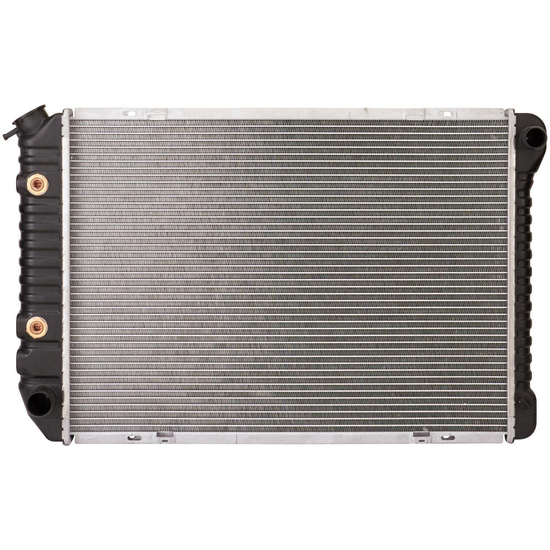 Radiator Spectra CU866
