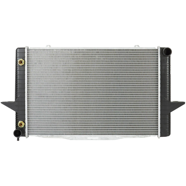 Radiator Front Nissens 65535A